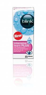 Blink Intensive Tears Plus Gel (10ml)