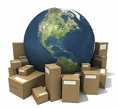 Extra shipping costs registred