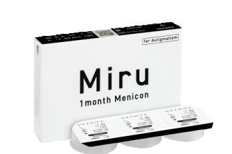 Miru for astigmatisme 6 pack