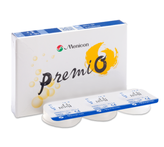 Menicon PremiO  (6 Pack)