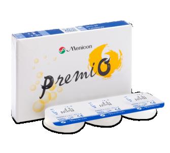 Menicon PremiO 6 lenti