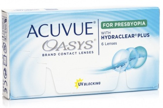 ACUVUE OASYS FOR PRESBYOPIA 6 PACK