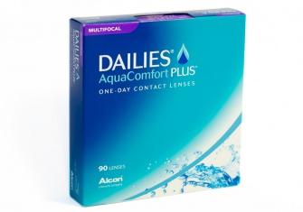 Dailies AquaComfort Plus Multifocal (90 Pack)