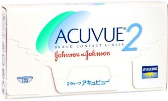 Acuvue 2 (6 Pack)