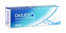 Dailies AquaComfort Plus (30 Pack)